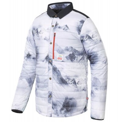 Picture Organic Annecy Print Jacket - Mens 18/19