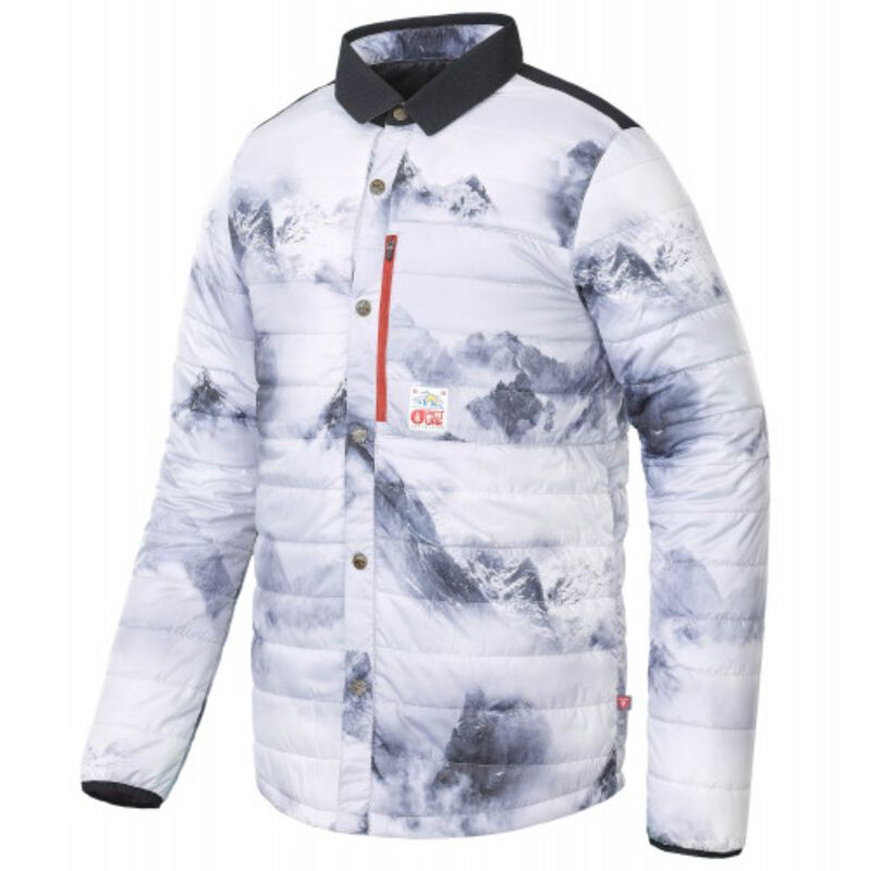 Picture Organic Annecy Print Jacket Mens image number 0
