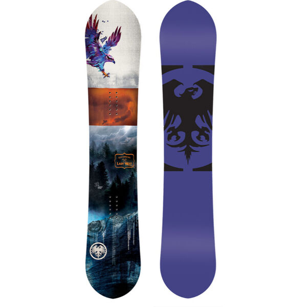 Never Summer Lady West Snowboard Womens