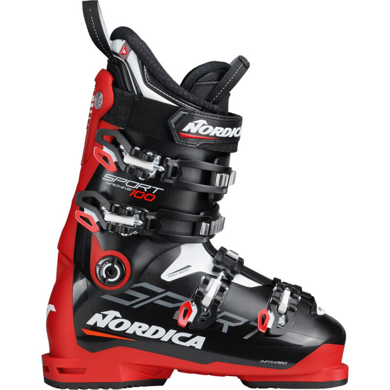 Nordica Sport Machine 100 Ski Boots - Mens 21/22 image number 0