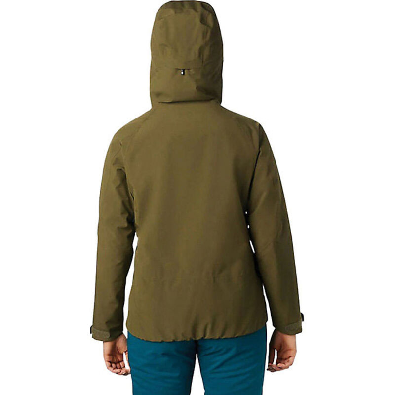 Mountain Hardwear Cloud Bank Gore-Tex Insulated Jacket - Womens - 19/20 image number 1