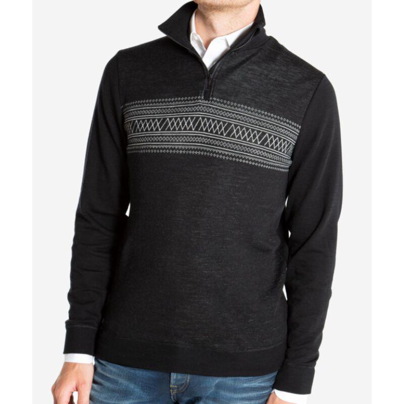 We Norwegians Setesdal 1/2-Zip Sweater Mens image number 0