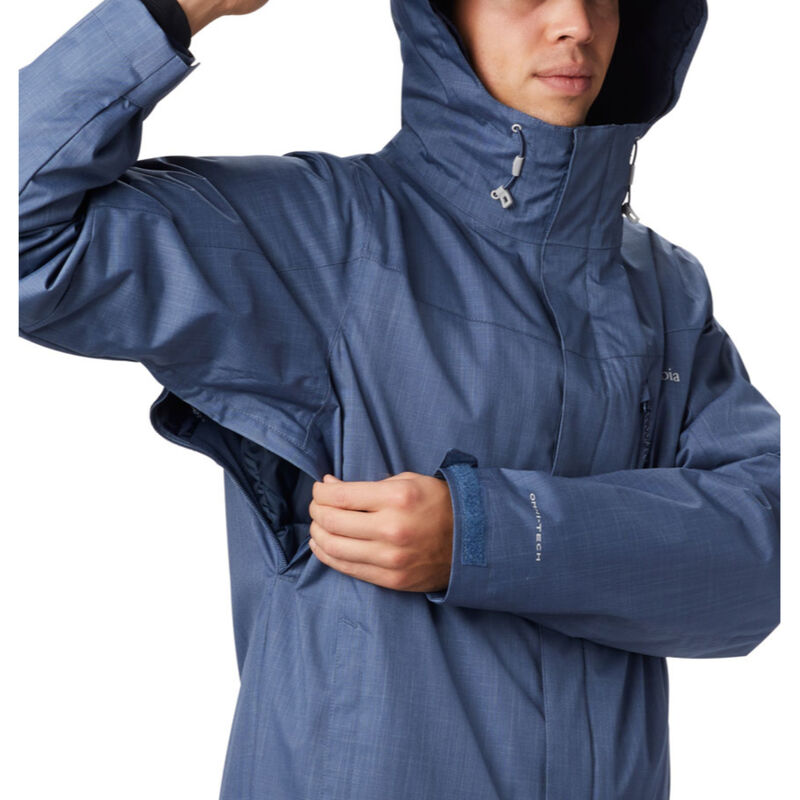 Columbia Whirlibird IV Insulated Interchange Jacket - Mens 19/20 image number 1