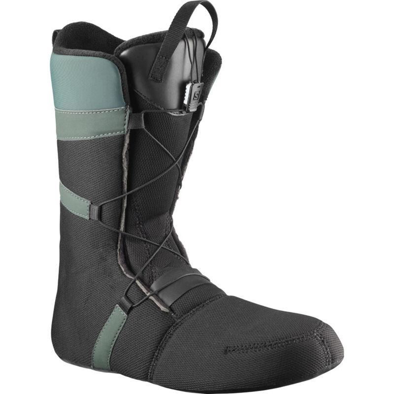 Salomon Launch Lace Boa STR8JKT Snowboard Boots Mens image number 2