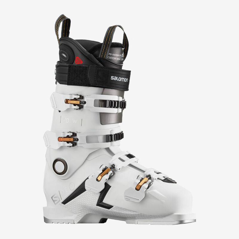 Salomon S/Pro 90 Custom Heat Connect Ski Boots Womens image number 0