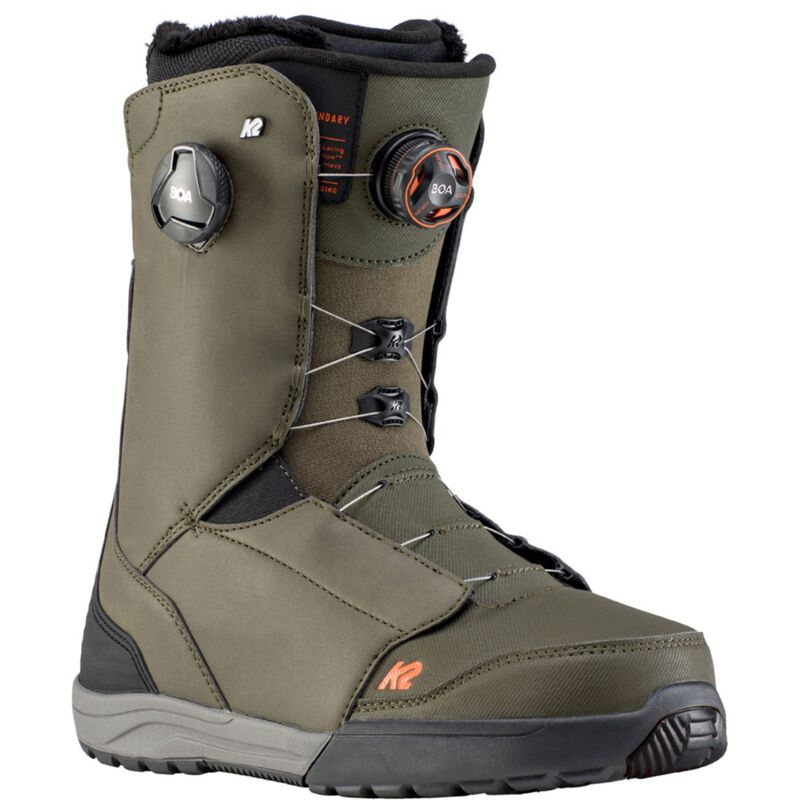 K2 Boundary Snowboard Boots - Mens 19/20 image number 0