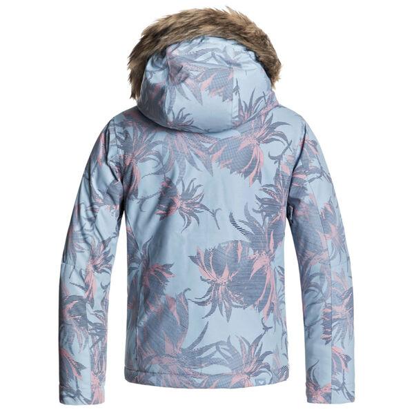 Roxy American Pie Print Jacket Girls