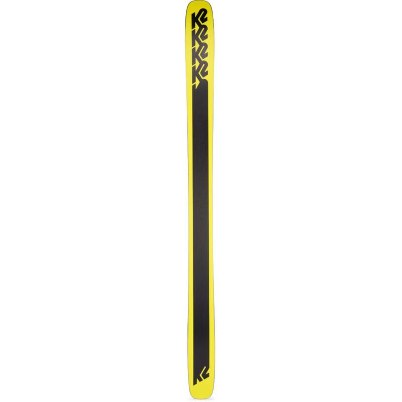 K2 Reckoner 112 Skis Mens image number 2