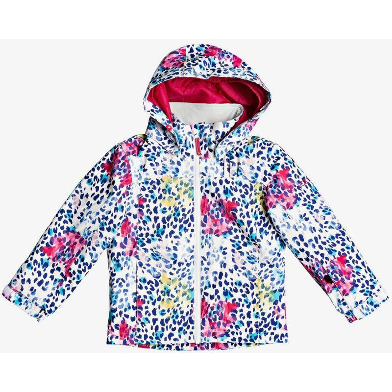 Roxy Mini Jetty Snow Jacket Girls image number 0
