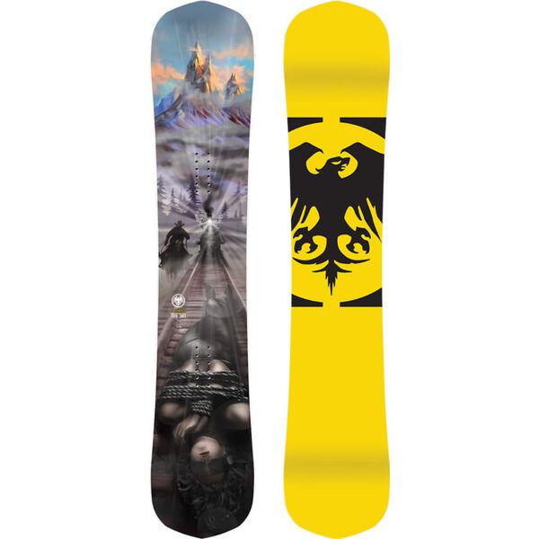 Never Summer Peacemaker Snowboard Mens