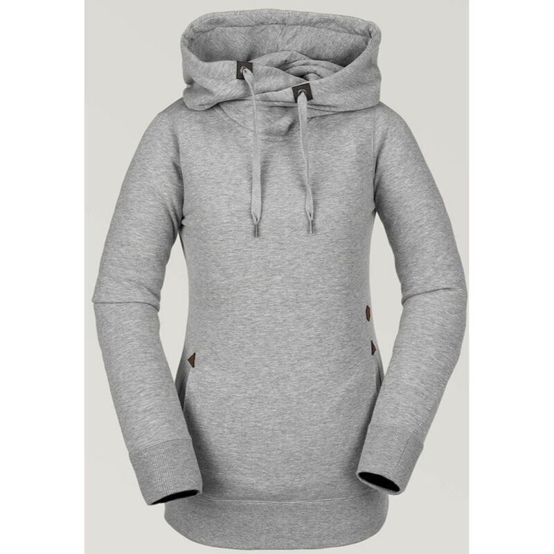 Volcom Tower Pullover Fleece - Womens image number 0