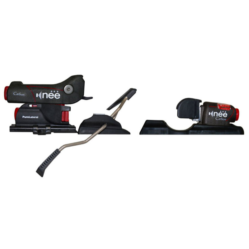 Knee Carbon Ski Bindings image number 0