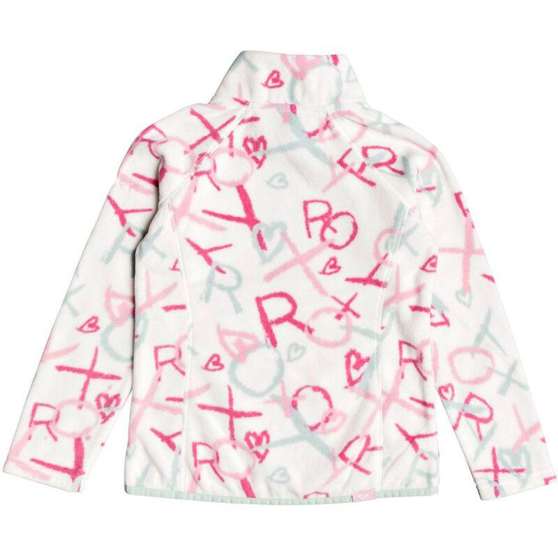 Roxy Cascade Technical Half-Zip Fleece - Toddler Girls image number 1