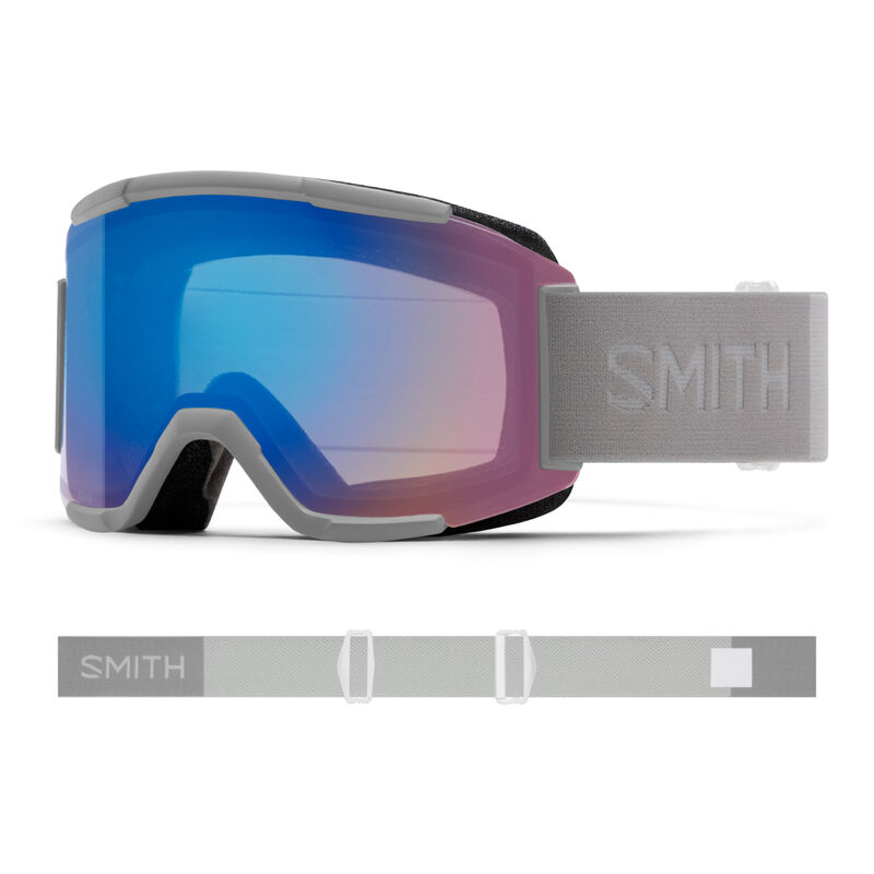 Smith Squad Storm Rose Flash Goggles image number 0