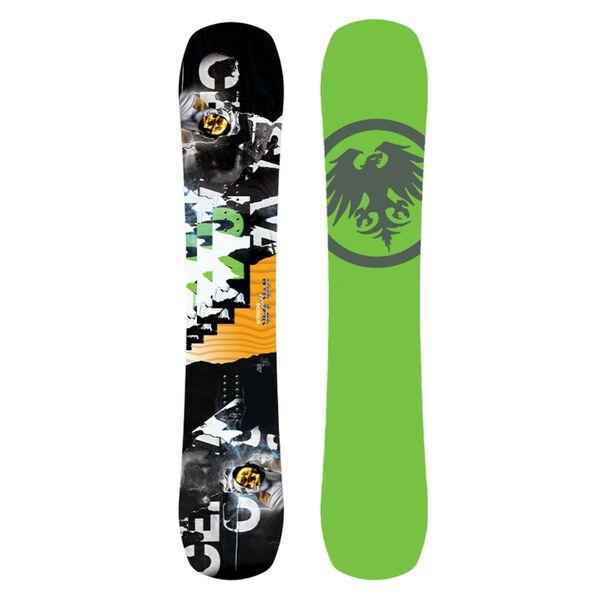 Never Summer Proto Slinger Snowboard Mens