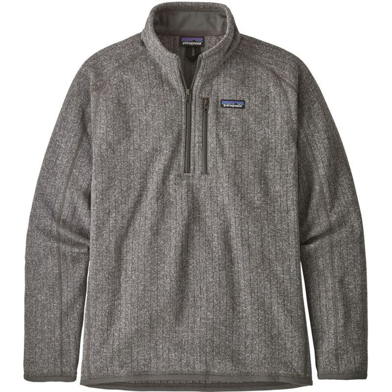Patagonia Better Sweater Rib Knit 1/4-Zip Fleece - Mens- 21/22 image number 0