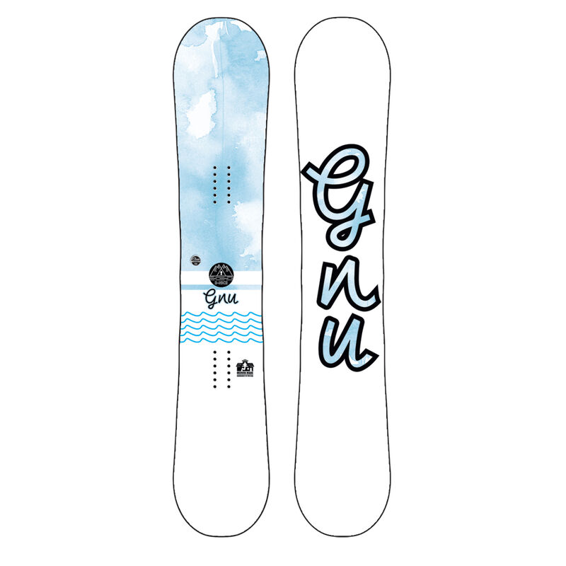 GNU B-Nice BTX Snowboard Womens image number 0