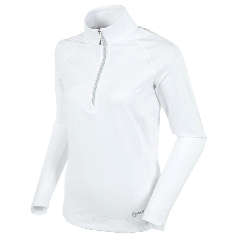 Sunice Anna Lightweight Stretch Half-Zip Pullover Womens image number 0