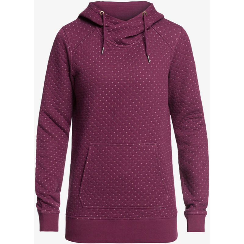 Roxy Dipsy Technical Quilted Hoodie - Womens image number 0