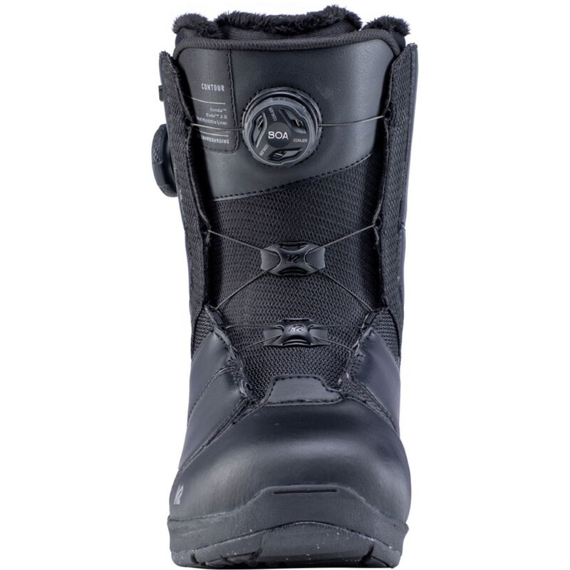 K2 Contour Snowboard Boots Womens image number 3