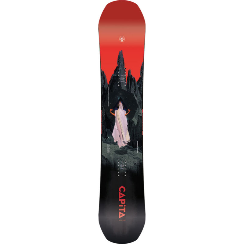 CAPiTA Defenders Of Awesome Snowboard - Mens 20/21 image number 1