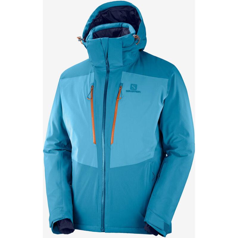 Salomon Icefrost Jacket Mens image number 0