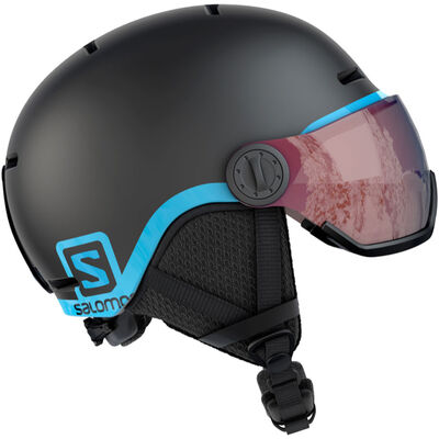 Salomon Grom Visor Helmet - Kids