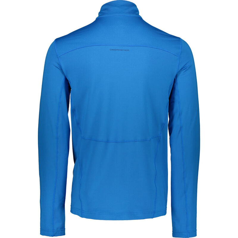 Obermeyer Lean 1/2 Zip Baselayer Top - Mens image number 2