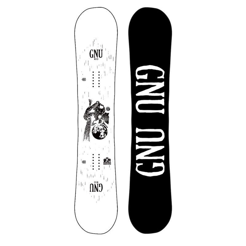 GNU RCC3 Snowboard Mens image number 6