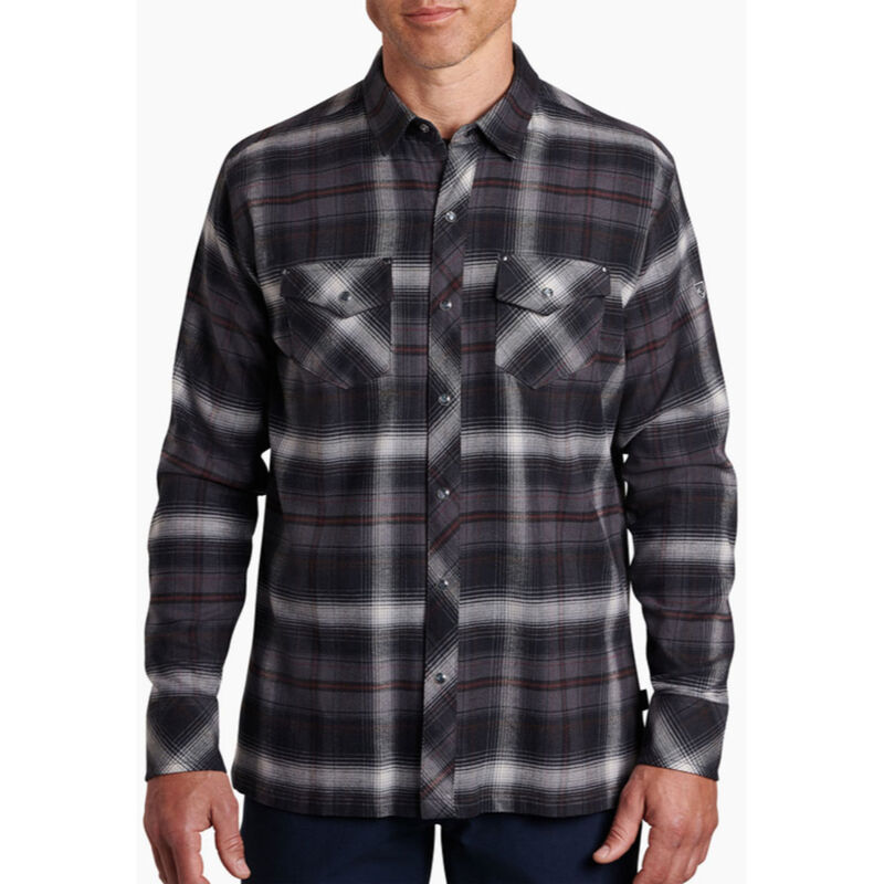 Kuhl Lowdown Flannel Mens image number 0