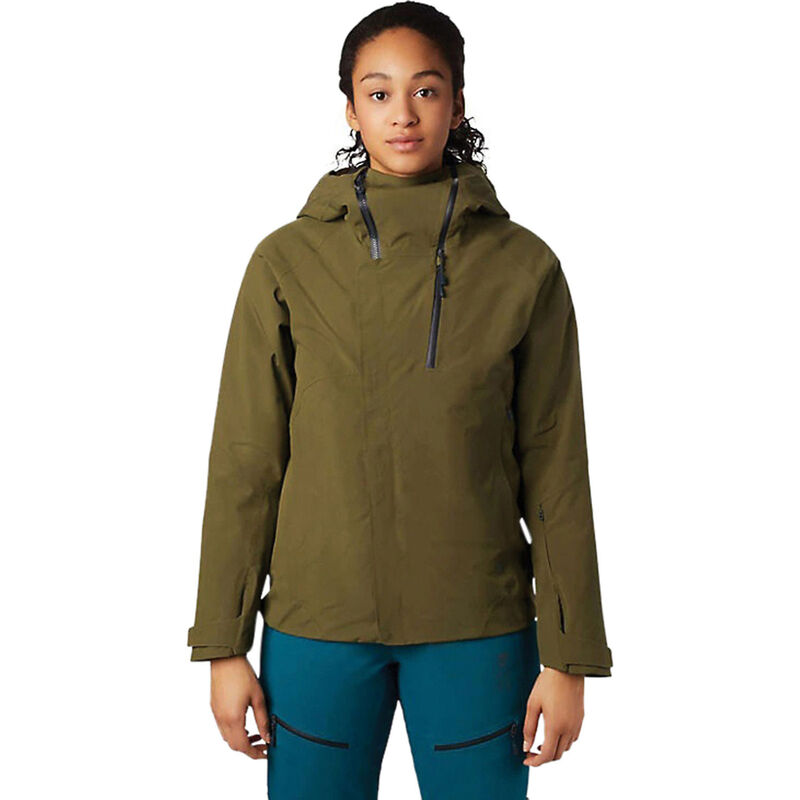 Mountain Hardwear Cloud Bank Gore-Tex Insulated Jacket - Womens - 19/20 image number 0