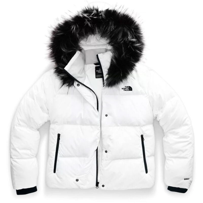 The North Face Dealio Down Crop Jacket Womens image number 0