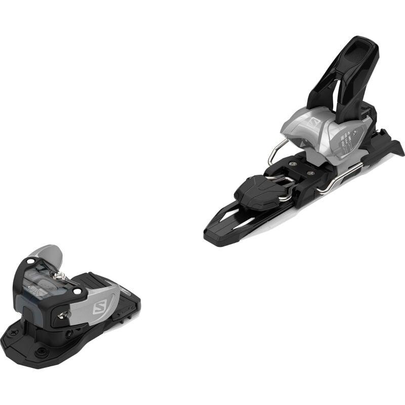 Salomon Warden 11 MNC Bindings + C100 Brake- 19/20 image number 0