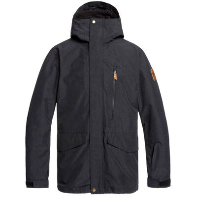 Quiksilver Mission 3-in-1 Snow Jacket - Mens 19/20
