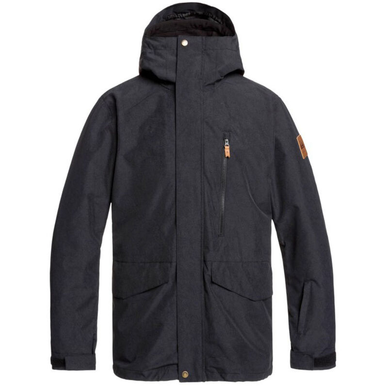 Quiksilver Mission 3-in-1 Snow Jacket - Mens 19/20 image number 0