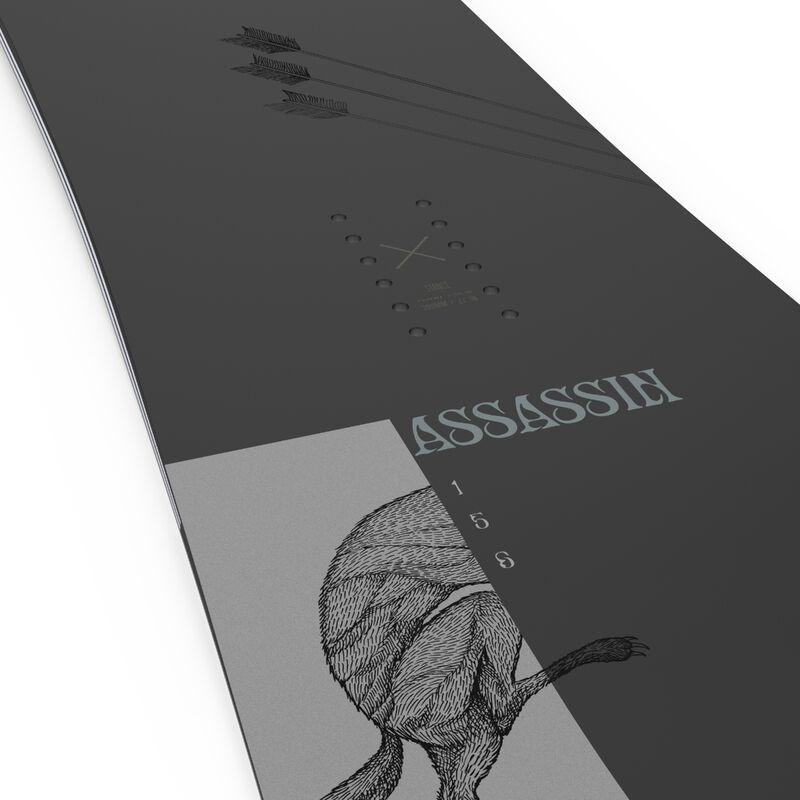 Salomon Assassin Pro Wide Snowboard image number 3
