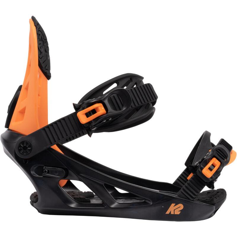 K2 Vandal Snowboard Bindings Youth image number 1