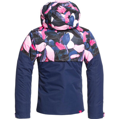 Roxy Frozen Flow Jacket - Girls - 19/20