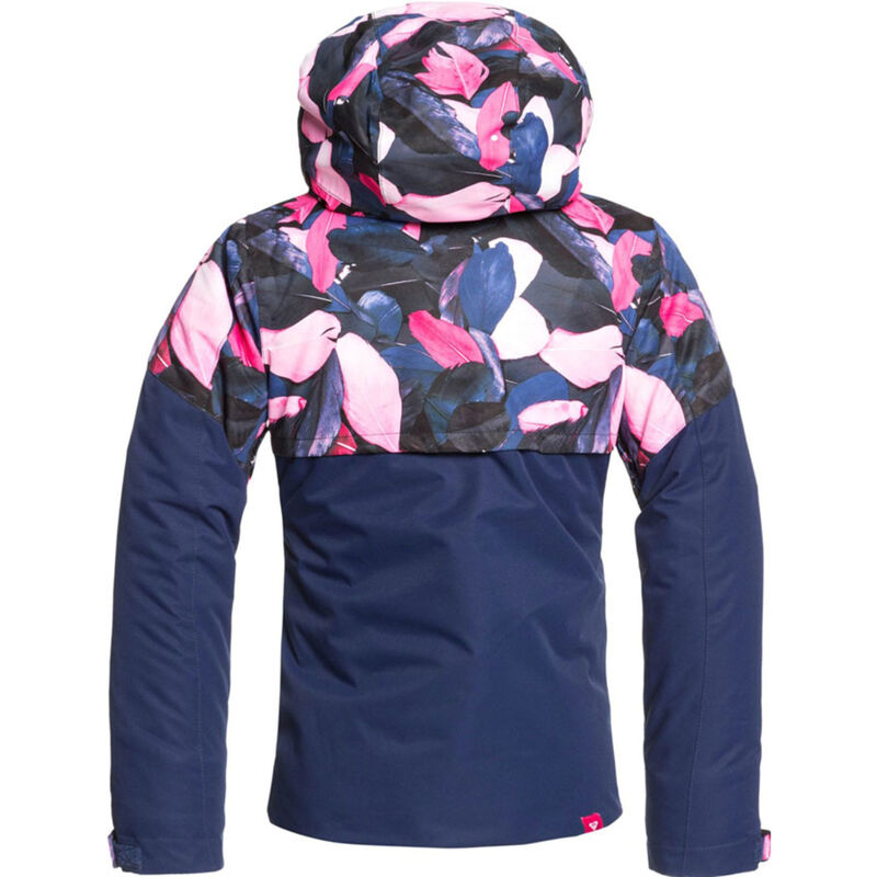Roxy Frozen Flow Jacket Girls image number 1