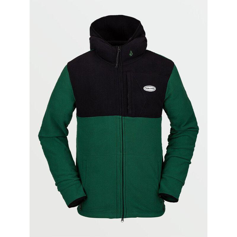 Volcom Polartec Fleece Jacket Mens image number 0
