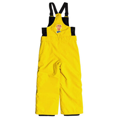 Quicksilver Boogie Bib Pant- Toddler Boys - 19/20
