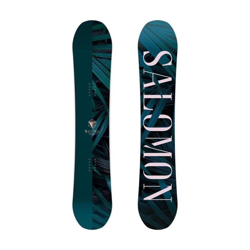 Salomon Wonder Snowboard Womens image number 0