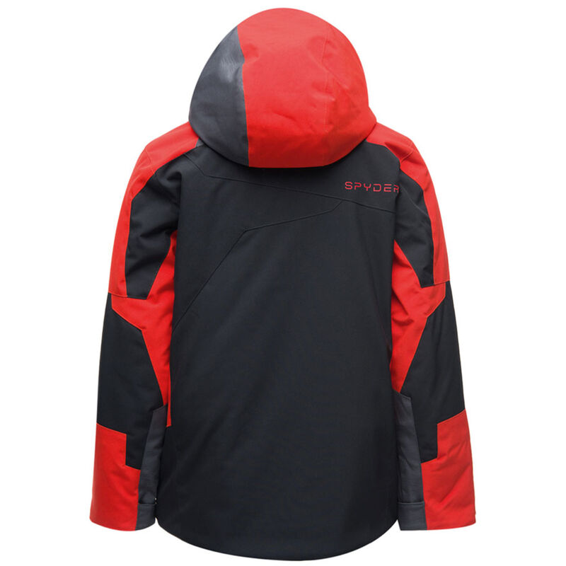 Spyder Leader Jacket - Boys 20/21 image number 1
