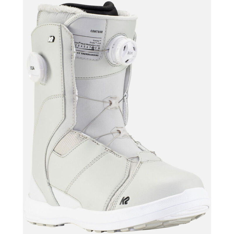 K2 Contour Snowboard Boots - Womens 20/21 image number 1