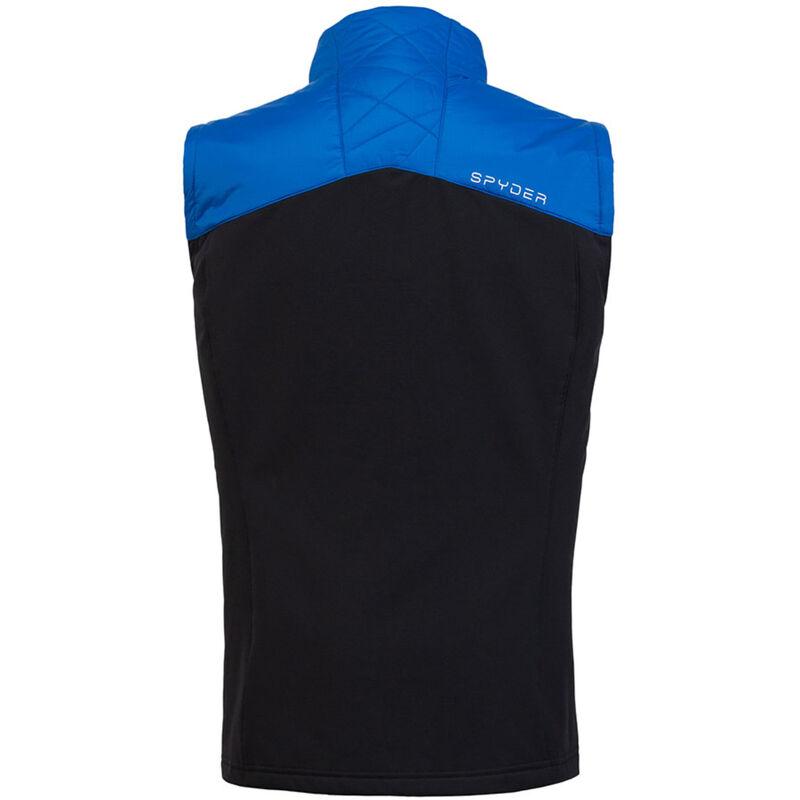 Spyder Glissade Hybrid Insulator Vest Mens image number 1