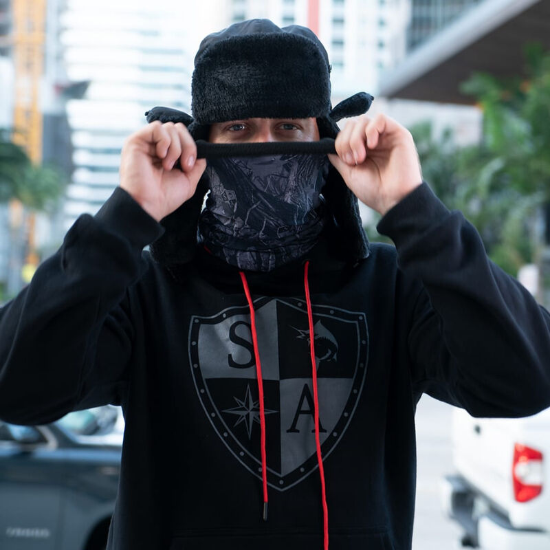 SA Company Frost Tech Fleece Lined Face Shield - 20/21 image number 2