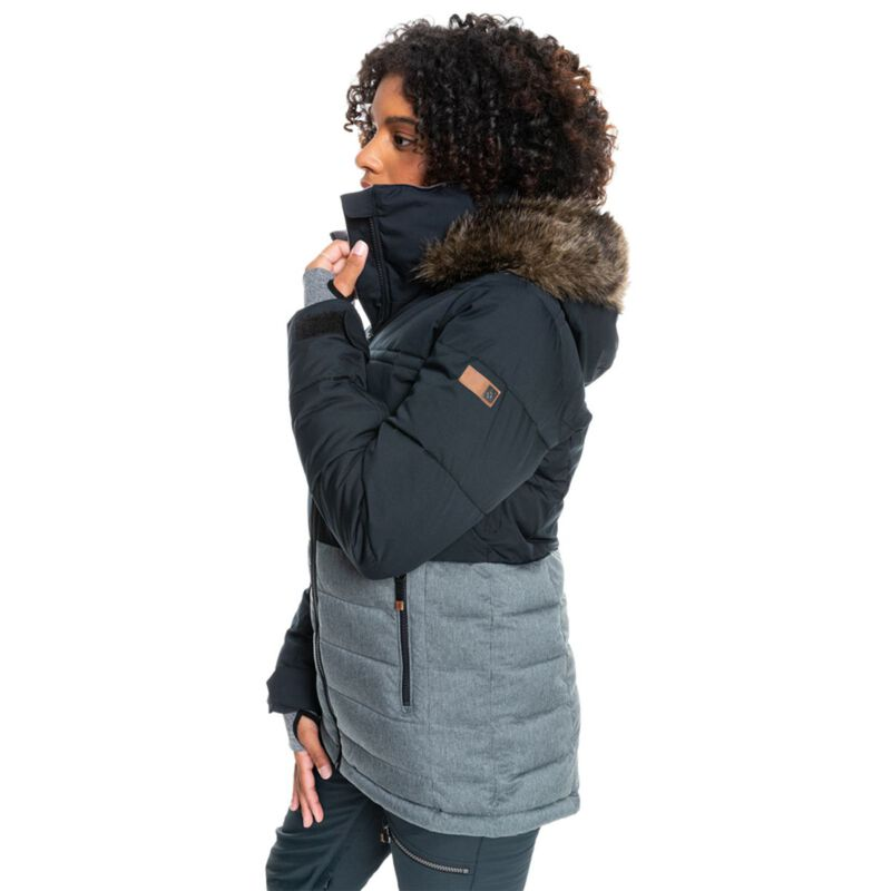 Roxy Quinn Snow Jacket Womens image number 1