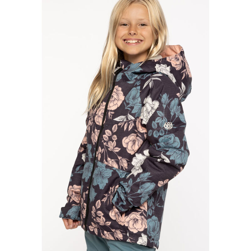 686 Athena Insulated Jacket - Girls 20/21 image number 0