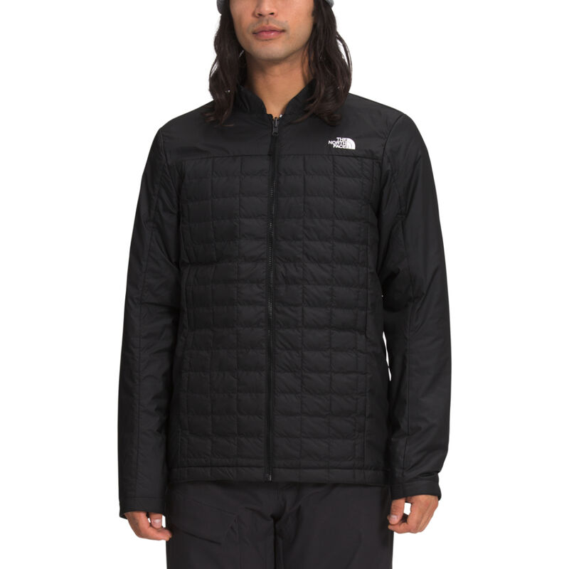 The North Face Thermoball Eco Snow Triclimate Jacket Mens image number 2