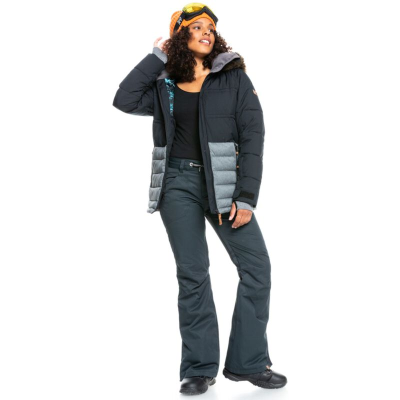 Roxy Quinn Snow Jacket Womens image number 4